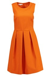 Patrizia Pepe Cocktail Dress Party Dress Lab Orange