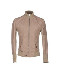 S.W.O.R.D. Coats And Jackets Jackets Men Beige