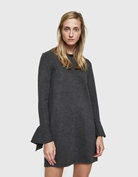 Farrow Dahlia Sweater Dress Grey