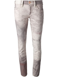 Isabel Marant Skinny Trousers Grey