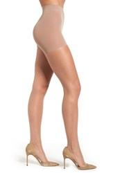 Hanes Plus Size Women's Perfect Nudes Pantyhose Buff Nude
