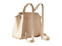 Zac Posen Eartha Iconic Convertible Backpack Ivory Backpack Bags White