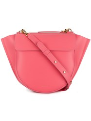 Wandler Medium Hortensia Bag Pink