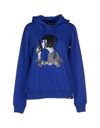 Tokidoki Sweatshirts Bright Blue