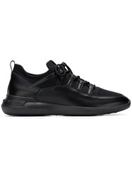Tod's Lace Up Sneakers Black
