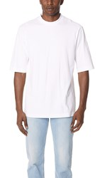 Tom Wood Comfy Tee White