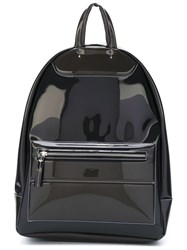Maison Martin Margiela Maison Margiela Two Tone Backpack Grey