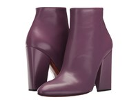 Missoni Sculpted Heel Ankle Boot Mauve