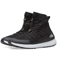 The North Face Touji Mid Lace Sneaker Black