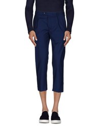 Daniele Alessandrini Trousers 3 4 Length Trousers Men