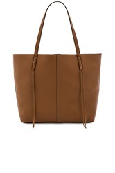 Rebecca Minkoff Medium Unlined Tote Cognac