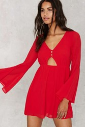 Nasty Gal In Love With The Keyhole Dress
