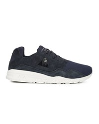 Le Coq Sportif Blue Suede Pure Luxe Sneakers
