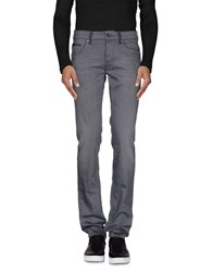 Gas Jeans Gas Denim Denim Trousers Men Grey