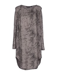 Silvian Heach Dresses Short Dresses Women Grey