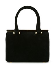 Tufi Duek Structured Tote Bag Black