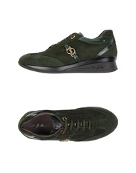 Byblos Low Tops And Trainers Military Green