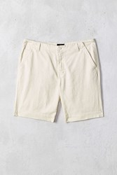 Cpo Glover Linen 9 Short Cream