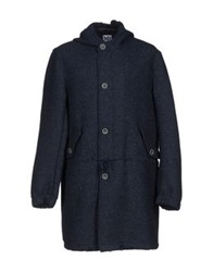 Madson Discount Coats Slate Blue