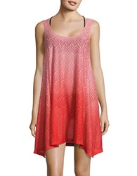 J Valdi Ombre Cover Up Dress