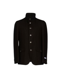 Enrico Coveri Blazers Dark Brown
