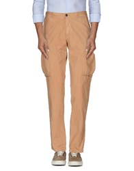 Franklin And Marshall Trousers Casual Trousers Men Camel