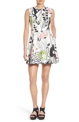 Women's Paul And Joe Sister 'Bellaflore' Cotton Fit And Flare Dress