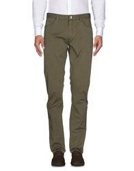 Guess By Marciano Casual Pants Military Green