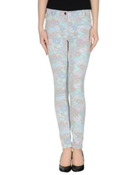 American Retro Casual Pants Lilac
