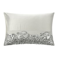 Kylie Minogue At Home Cadence Pillowcase Silver