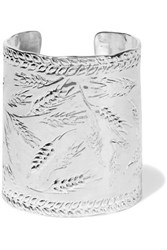 Aurelie Bidermann Silver Plated Cuff One Size