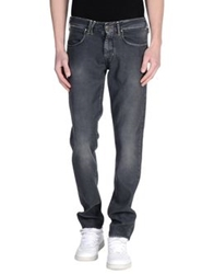 Cycle Denim Pants Steel Grey