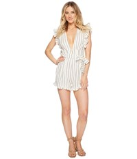 Billabong Sunny Garden Romper Cool Wip Jumpsuit And Rompers One Piece Bone