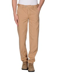 Supreme Being Trousers Casual Trousers Men Camel