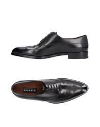 Fratelli Rossetti Lace Up Shoes Black