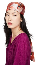 Eugenia Kim Gigi Head Wrap Red