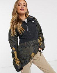 The North Face Tanager Jacket In Black