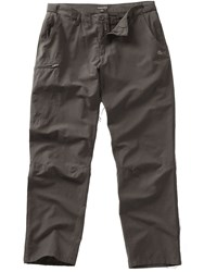 Craghoppers Kiwi Trek Trousers Brown