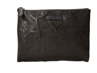 Frye Michelle Tech Clutch Black Antique Soft Vintage Clutch Handbags