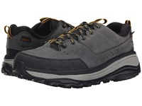 Hoka One One Tor Summit Wp Steel Grey Golden Rod Men's Running Shoes Black