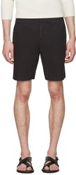 Burberry Black Lw Mil Chino Shorts
