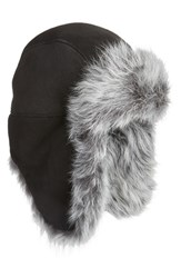 Uggr Women's Ugg Genuine Shearling Trapper Hat