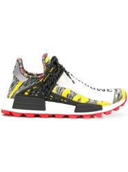 Adidas By Pharrell Williams Yellow Red