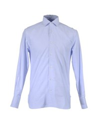 Alain Shirts Long Sleeve Shirts Men