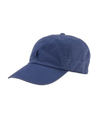Polo Ralph Lauren Polo Player Hat Carson Blue