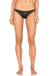 Beach Bunny Tribal Theory Bottom Black