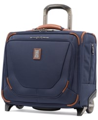 Travelpro Crew 11 16.5 Rolling Carry On Patriot Blue