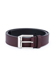 Givenchy Buckled Belt Pink And Purple