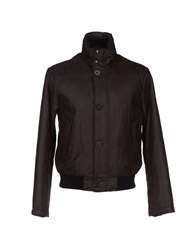 Milestone Jackets Dark Brown