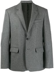 Zadig And Voltaire Tweed Blazer Grey